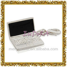 Fashionable! laptop computer design charms pendants