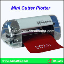A4 Mini Vinyl cutting plotter with Contour Cut Function