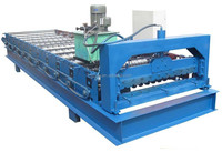 Wholesale alibaba used roller shutter roll forming machine zinc roofing sheet making machine