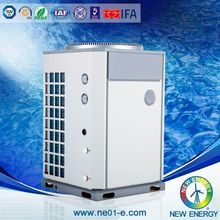 EU certifications swimming pool heat exchanger induction water heater 200l