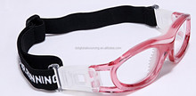 Hot sale Goggles Sports Safety Eye-wear Eye Protectors Soccer Blinkers Spectacles Eyeglass Protective Eye Glasses