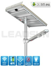 200W Mono Solar Panel Street LED Light