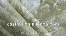 2014 tie dye heavy cotton twill fabric for shoes and bags