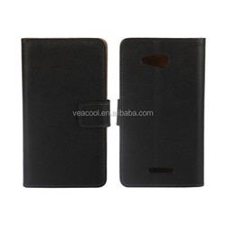 BooK PU Leather Case For Sony Xperia E4G E2003 E2006 E2033 E2043 E2053