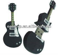 (OEM)Guitar Shaped Gifts 4gb USB 3.0 Flash Drive