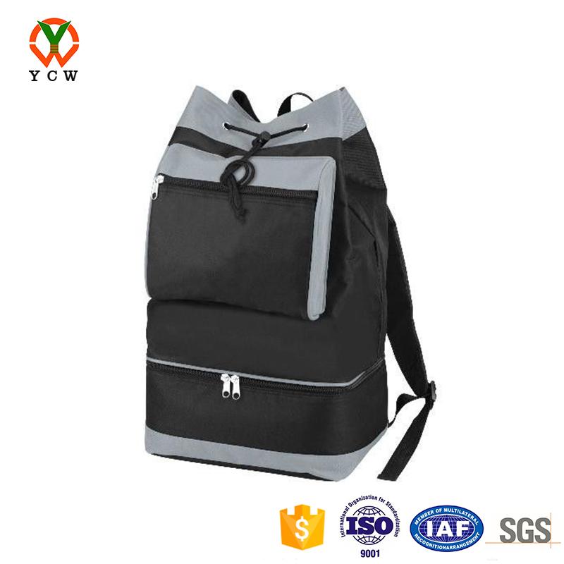 Çift konfor omuz sapanlar büyük kapasiteli hafif soğutucu çanta