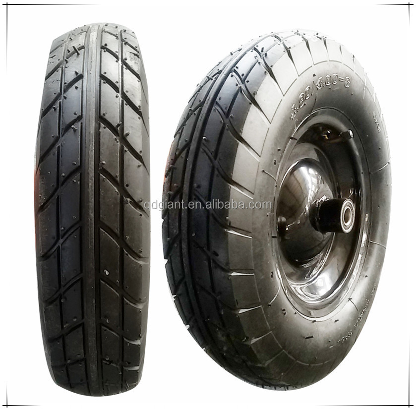 Truper brouette pneus 4.80 / 4.00 - 8-Piu00e8ces de matu00e9riel de ...