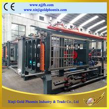 gold phoenix new eps machine automatic shape moulding machine foam box making machine
