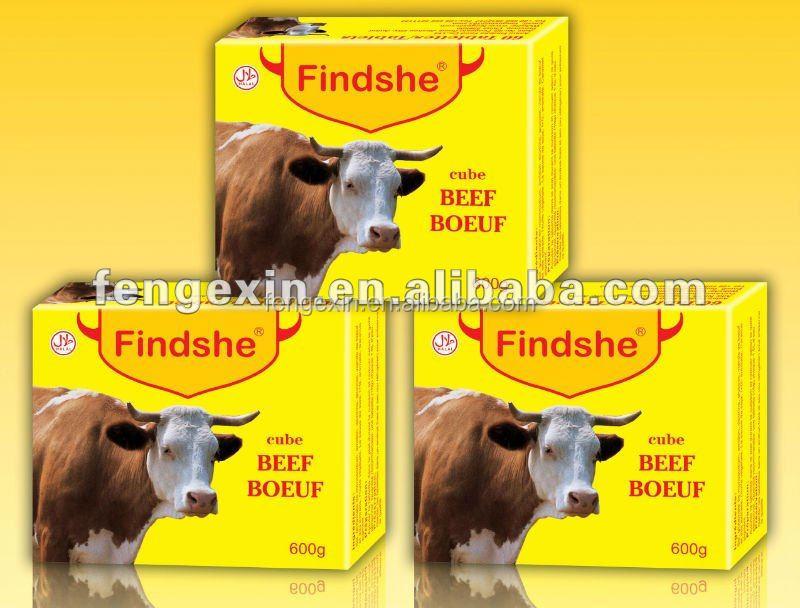 Beef stock cube (Soup seasoning)