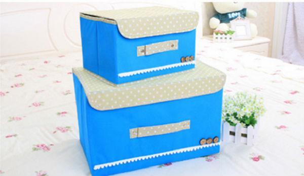 Sw des v tements domicile 4 pliable organisateur tiroirs - Caisse rangement plastique ikea ...