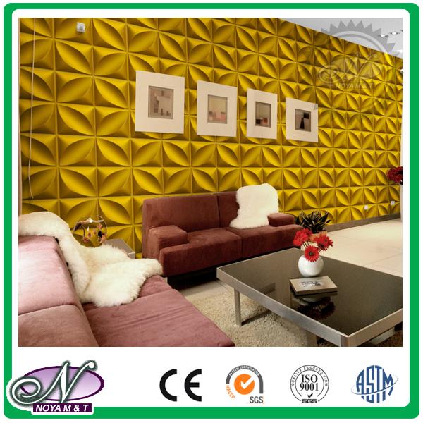 Durable and environmentally friendly 3d bathroom tile