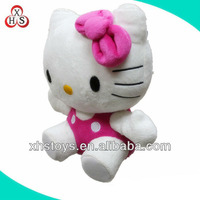 High Quality Cute Lovely Plush Soft Wholesale Hello Kitty