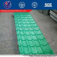 24 gauge galvanized roofing sheet