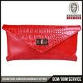 2015 nuevo producto de lujo de la promoción de la mujer del diseñador bolsos al por mayor de china