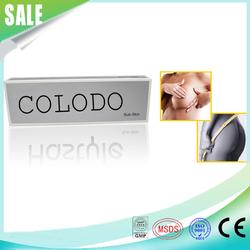 Hyaluronic Acid For Remove Wrinkles Deep 1ml