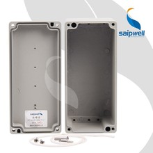 2015 best selling IP66 IP67 waterproof aluminium din rail enclosure junction box