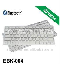 2014 best selling items White Mini Bluetooth Keyboard, mini wireless keyboard compatible for Apple MAC