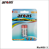 AAA LR03 AM4 SUPER ALKALINE BATTERY, 1.5 v LR03 ALKALINE BATTERY
