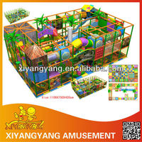 Logistic ten-cent naughty castle indoor playground,entertainment kids indoor playground