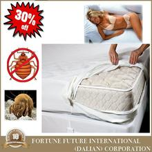 Professional pocket spring cheap mattress cover with zipper with low price