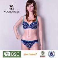 Wholesale Graceful Young Girl Deep Blue Panties For Fat Women