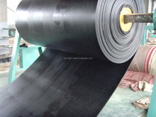 flat belt rubber conveyor, all kinds rubber conveyor belt