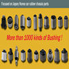Spare Parts Rubber Bushing for Japanese Korean Cars