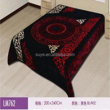 Hot-sale new designs Scottish blankets