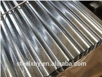Zinc Coated Corrugated Iron&Steel Sheet/ Galvanized Roofing Steel Sheet