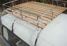 Stainless Steel roof racks for vw bus