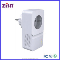 Wire adapter ZISA PA1000 PLC homeplug wireless communication powerline ethernet adapter