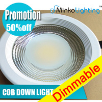 Dimmable 5w COB down light AC85-265 led france