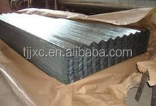 building material prices SGCC DX51D SGLCC Hot Dipped ZINCALUME / GALVALUME Galvanized Corrugated Steel / Iron Roofing Sheet 69