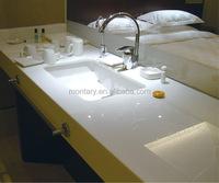 high quality white lacquer bathroom vanity