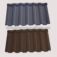 Classical Tile- Stone Coated Steel Roofing Tile
