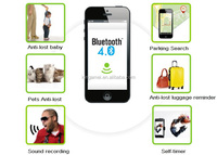 new products 2016 Water Smart Tag bluetooth anti-lost for mobile phone /car/hat/children