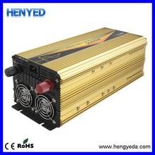 led display High quality 2000W ups inverter battery charger battery 12V 220V