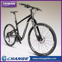 CHANGE H5 10.5kg lightweight carbon fork 26 inch hybrid touring bicycle