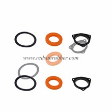 Custom Industrial Molded NBR / Nitrile Rubber Seals/Molded Rubber Seals