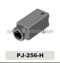 fast delivery 2.5mm female 3 pin audio jack / pcb mount audio connector dip