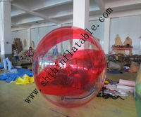 2014 inflatable hamster ball for kids