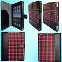 2015 Becutiful Assorted Tablet Leather Cover For iPad 2/3/4