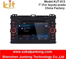 2015high quality car dvd player supporting wireless/bt/gps/obd2 /fm/am