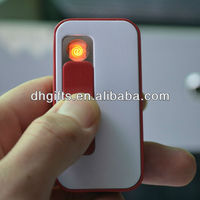 2013 Metal New Hot Selling rechargeable Cigarette Lighter USB with memory function