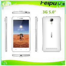 Fashion China smart mobile phone with Android 4.4 OS 5.0 inch screen high quality