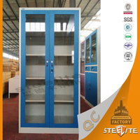 China Luoyang Factory Direct Sale Glass Display Cabinet / Glass Cabinet
