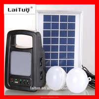 High quality low power solar portable LED hand held search light