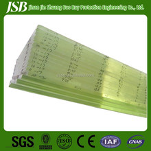 high grade of transparency x-ray lead glass