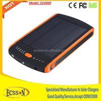 New 23000mAh Hotsale hp laptop solar charger