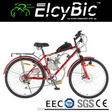 electric motorcycle 26 inch with steel frame(E-GS204 red)